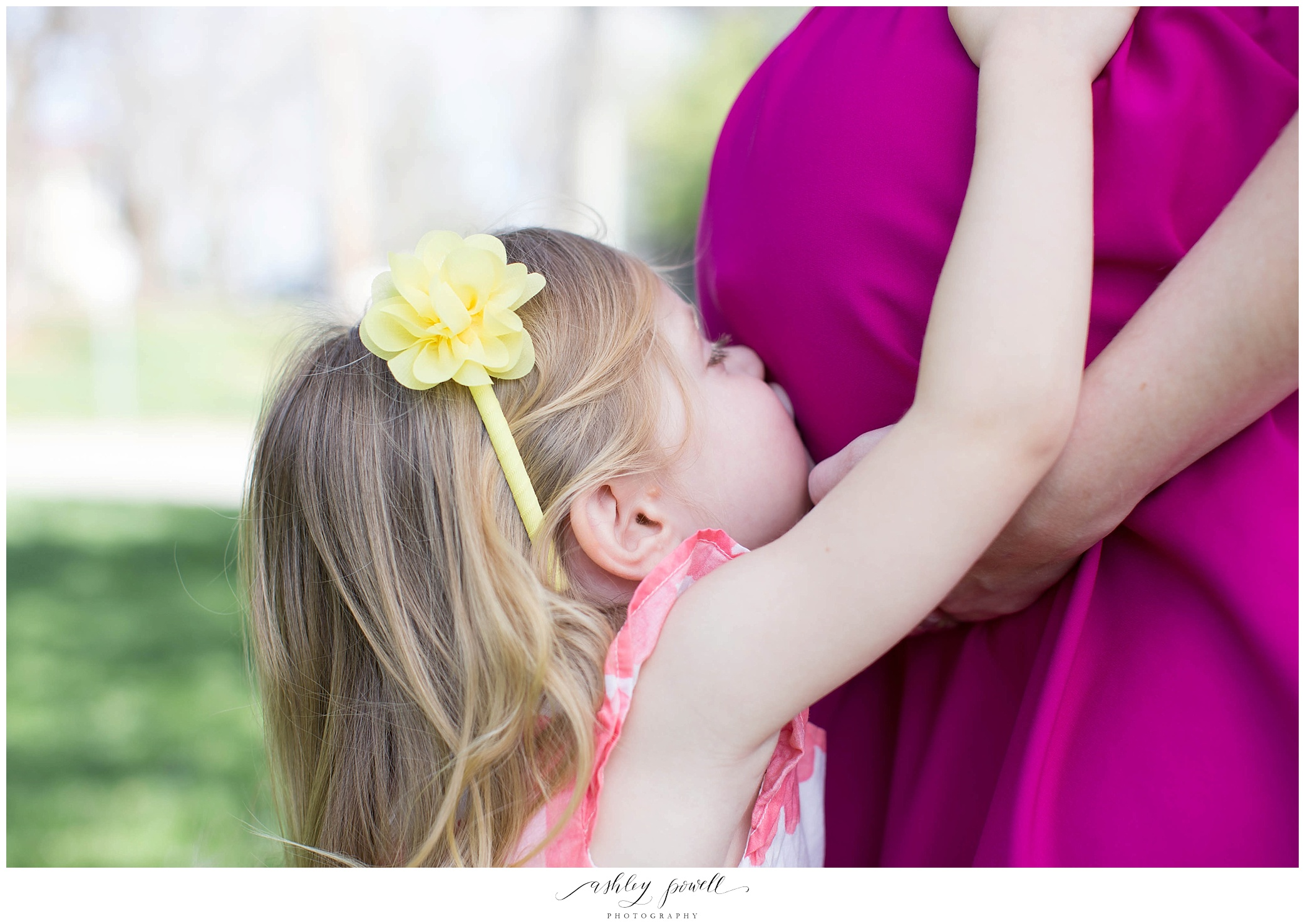 Boswell Maternity Session by Ashley Powell Photography