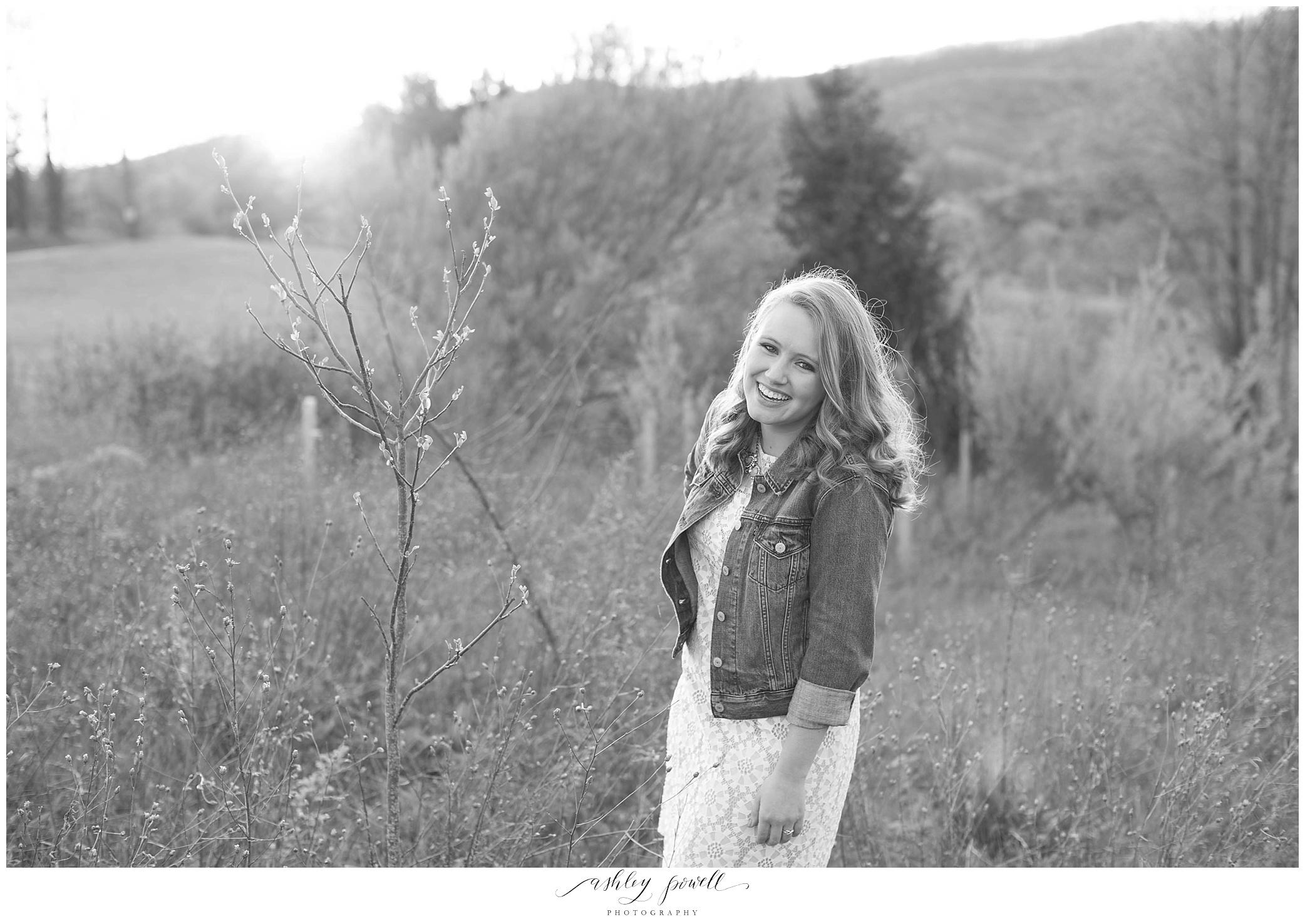Virginia Tech Senior Session   Ashley Powell Photography