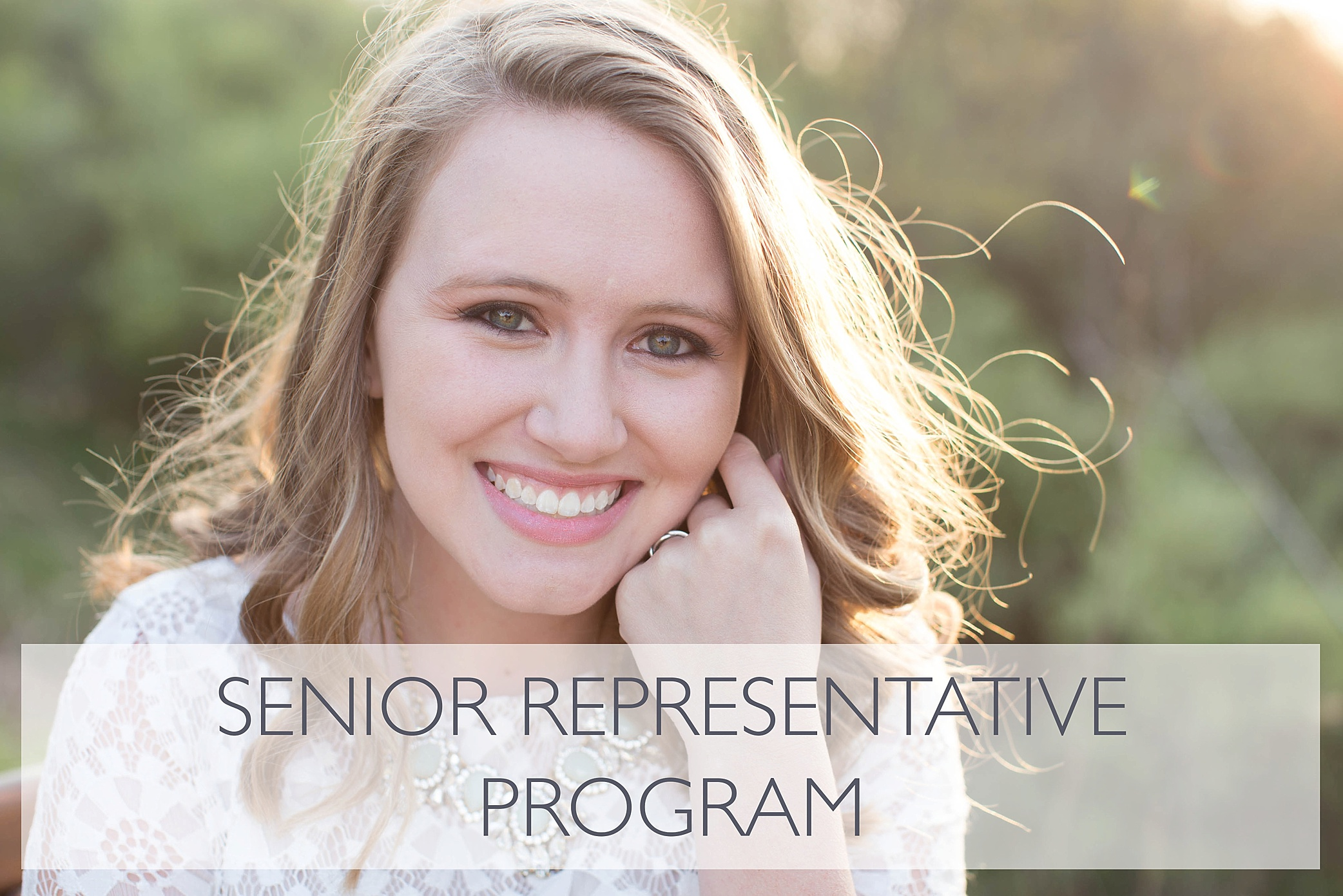 Ashley Powell Photography | Senior Representative Program