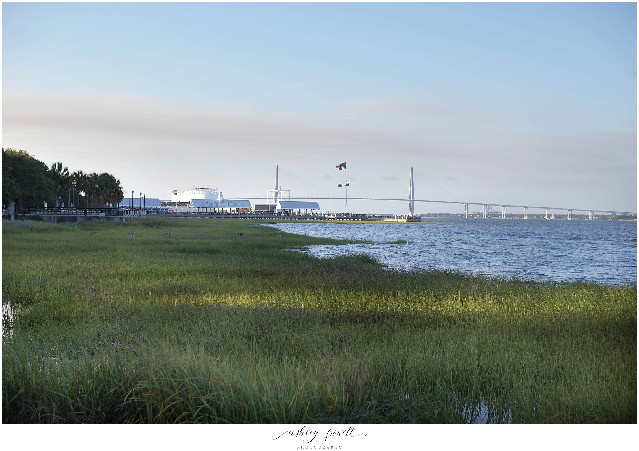 Waterfront Park | Charleston, SC|  Ashley Powell Photography