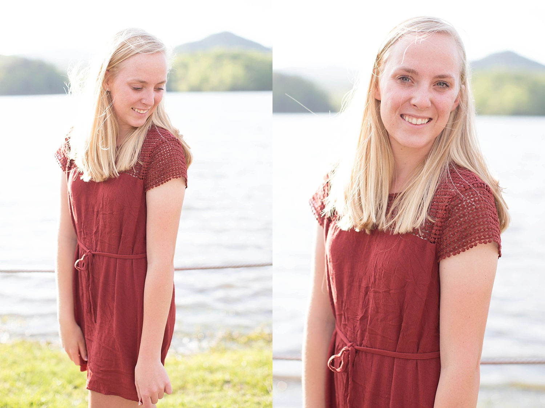 Senior Portraits | Ashley Powell Photography | Roanoke, VA