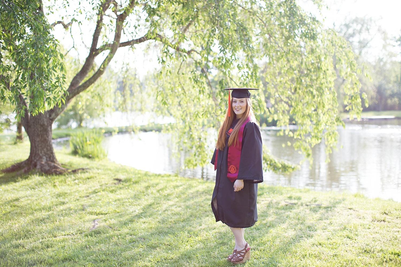 Senior Session   Ashley Powell Photography   Blacksburg, VA