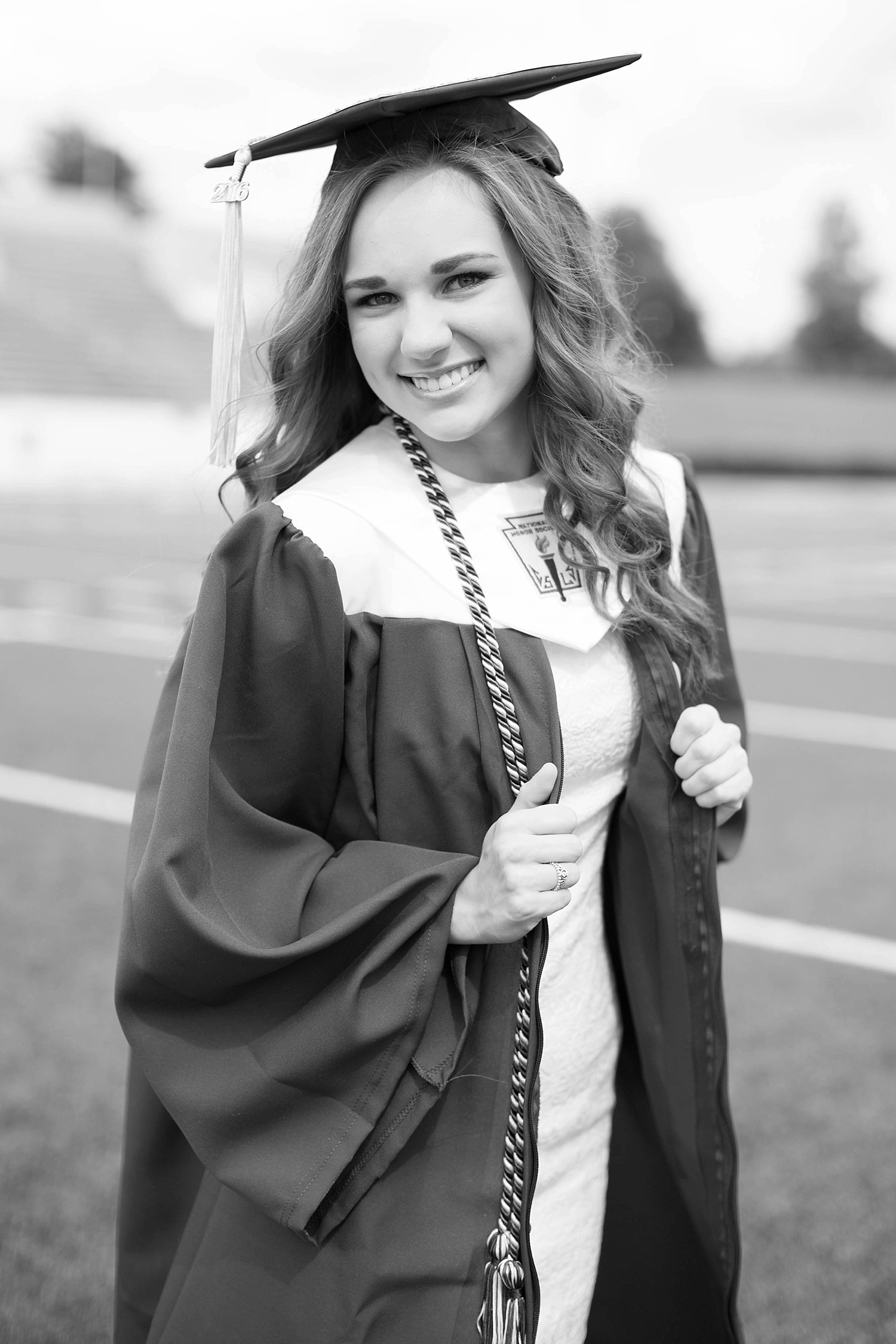 Cap & Gown Session | Ashley Powell Photography | Roanoke, VA