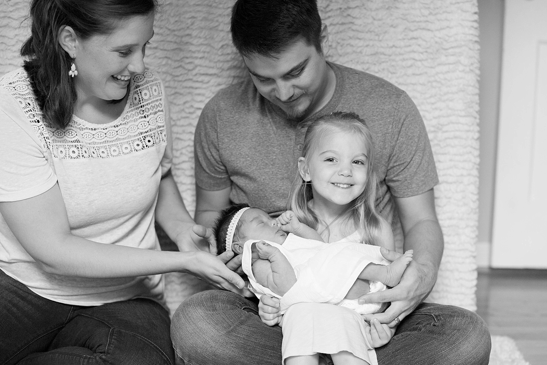 Newborn Session | Ashley Powell Photography | Roanoke, VA