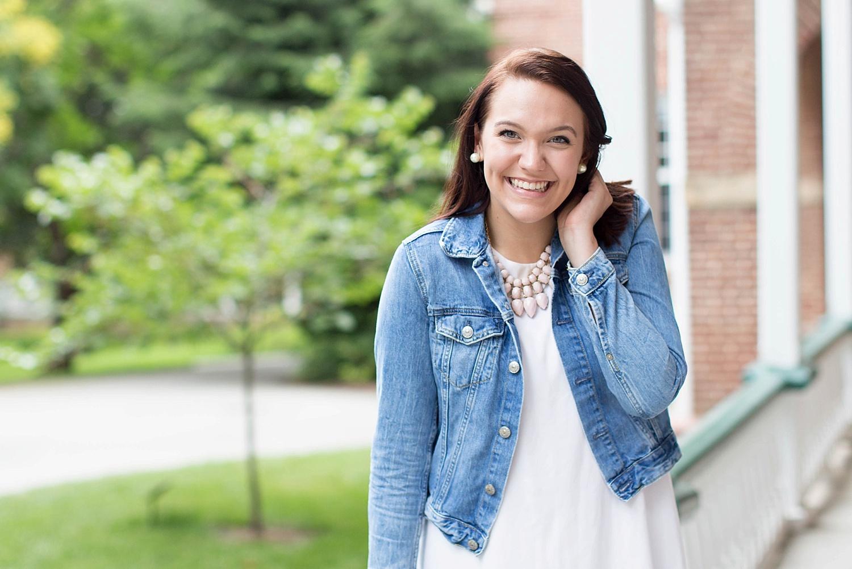 Senior Session   Ashley Powell Photography   Roanoke, VA Photographer