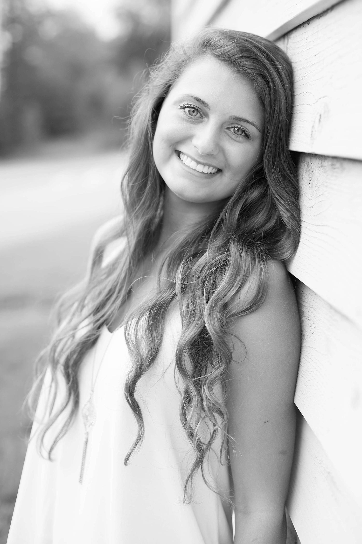 Senior Portraits | Ashley Powell | Roanoke, VA Photographer