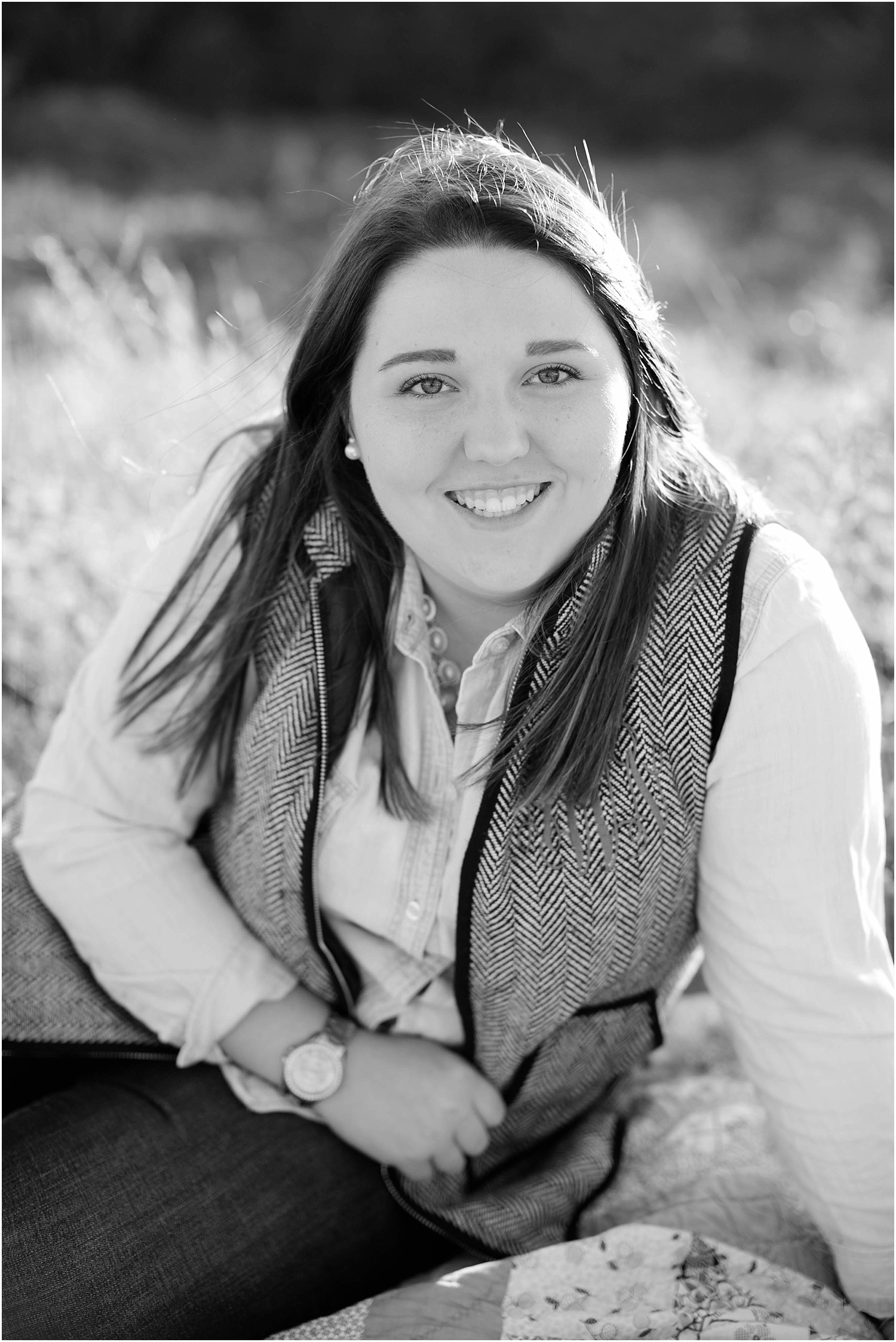 Senior Portrait Session | Ashley Powell Photography | Roanoke, VA