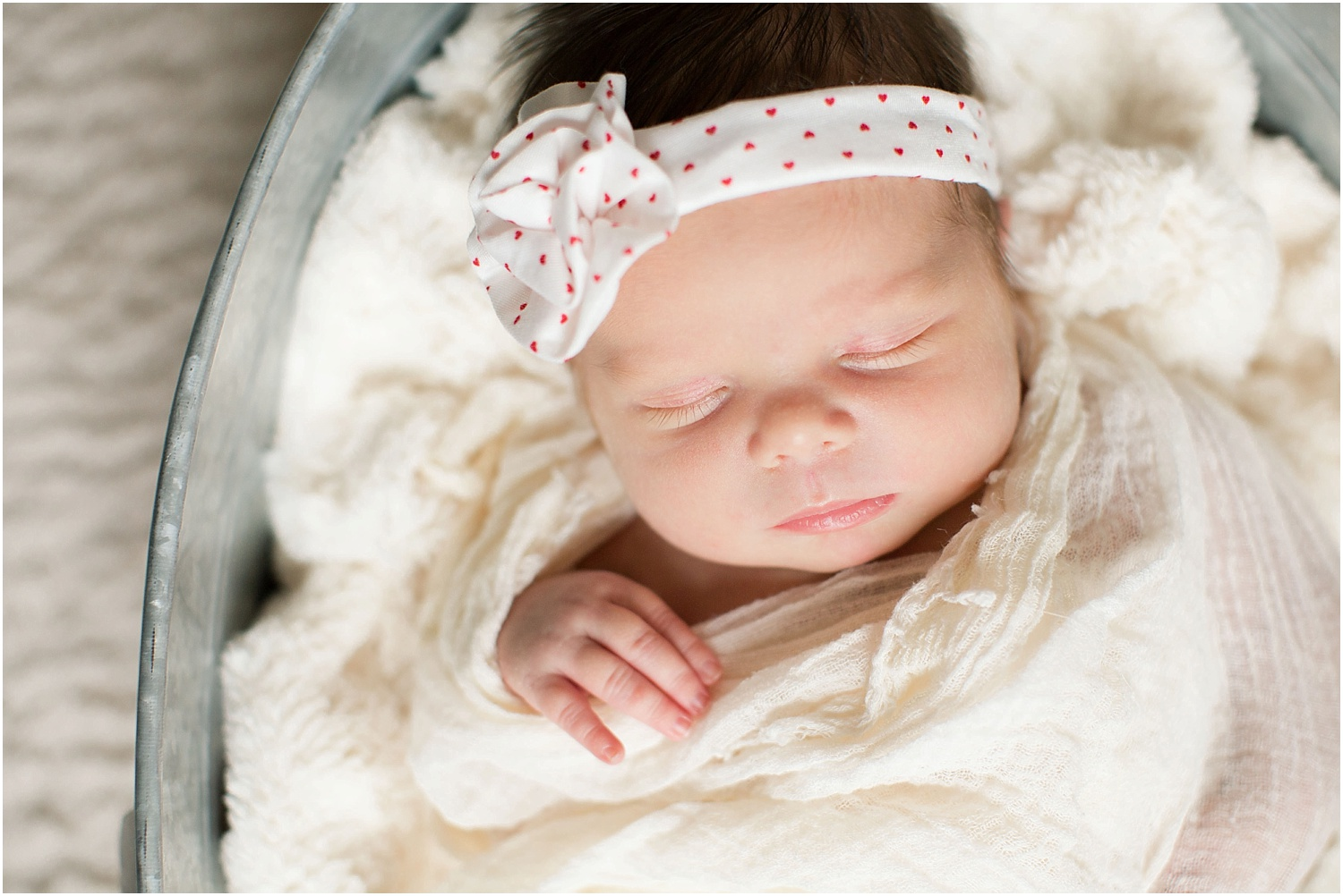 Newborn Session | Ashley Powell Photography | Blacksburg, VA