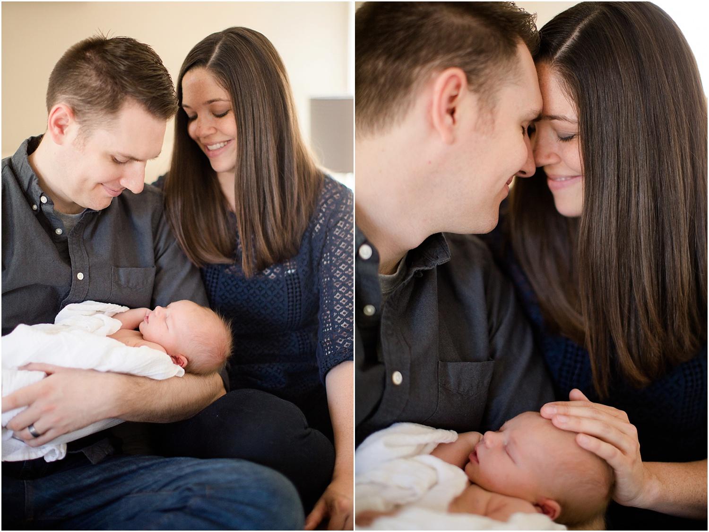 Baby Luke | Ashley Powell Photography | Roanoke, VA Newborn Photographer