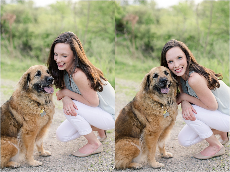 Senior Portrait Session | Ashley Powell Photography | Roanoke, VA Photographer
