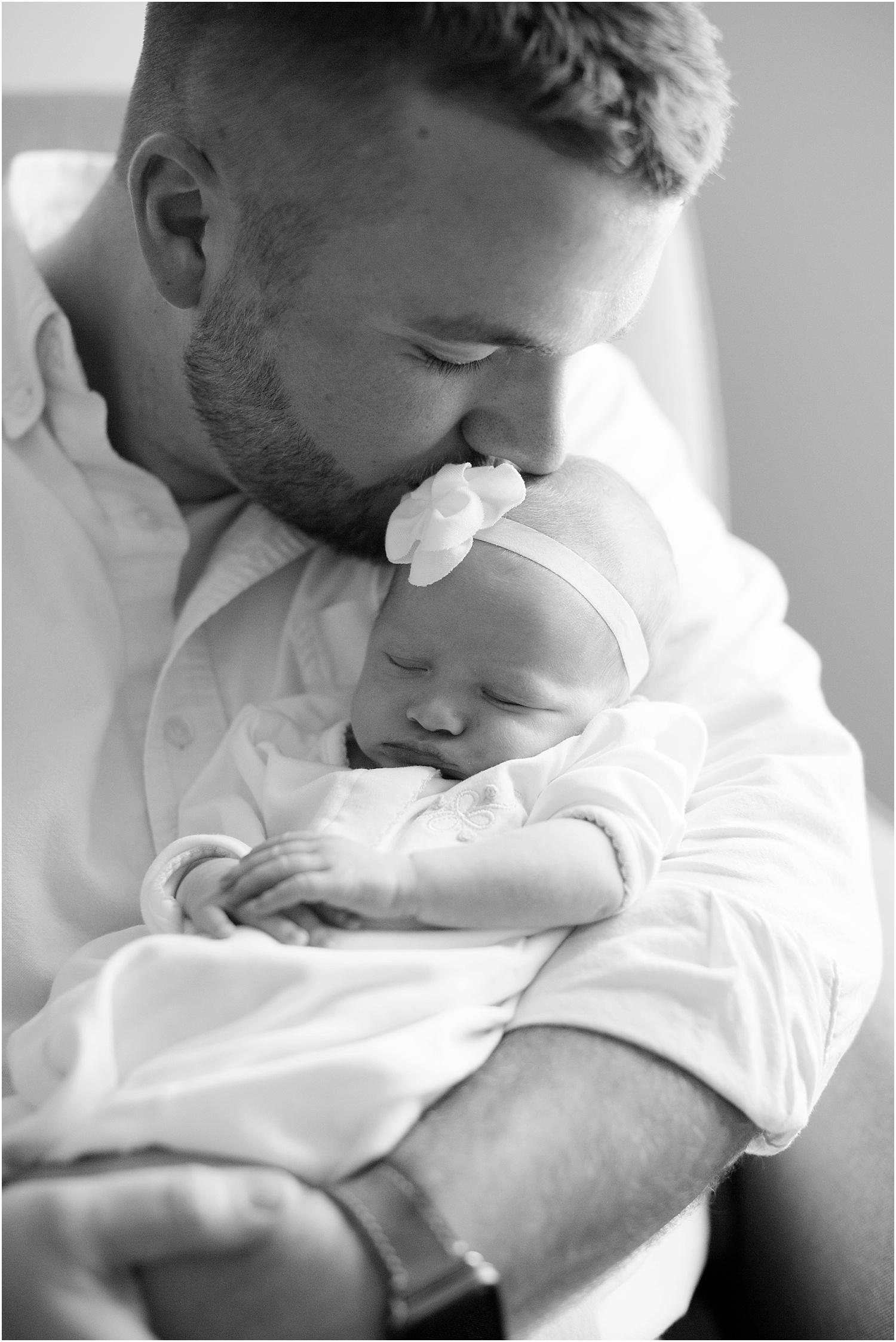 Newborn Session | Ashley Powell Photography | Roanoke, VA Photographer