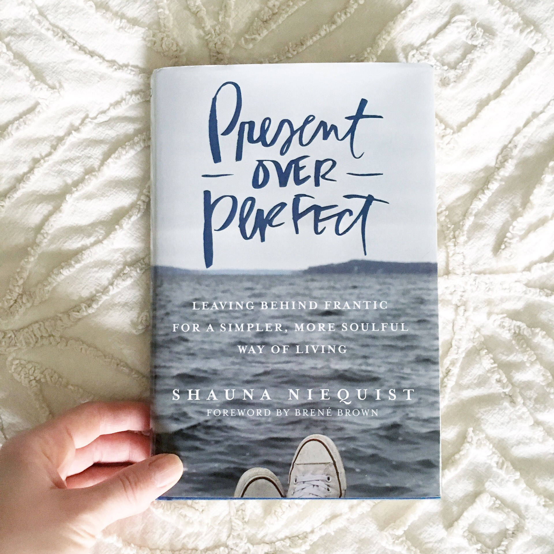 Present Over Perfect Book Review Ashley Powell Photography