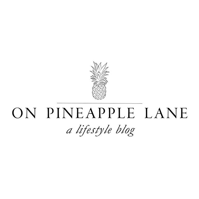 "Y'all, I'm so excited to share about my new online home, On Pineapple Lane!! 🍍 You may have seen this on my stories at the beginning of this week, and here's the deal... • I've created this new space to share more about motherhood, recipes, our home & DIY projects, travel, and just life in general!! • If you enjoy the more ""lifestyle"" themed posts on my APP blog, be sure to head over and follow @onpineapplelane!  I'll be spending a bit more time over there as we transition into this new season of life with two little ones 😊 • APP isn't going anywhere, but I am going to be shooting less and blogging more on OPL in the future! • The official launch day for On Pineapple Lane is TWO WEEKS away!! And as a part of the launch, I'm doing 3 days of GIVEAWAYS! (And it's good, y'all!!!) So, if you like winning free stuff, head over to @onpineapplelane and follow along to make sure you don't miss out! 😉 • Thanks so much for following along here! I'm so excited for this new little adventure! 💕 #onpineapplelane #lifestyleblog #motherhood"