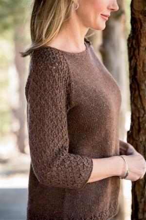Brick Lane Pullover by Amanda Scheuzger