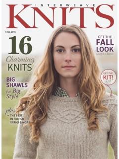 Interweave Knits Fall 2015