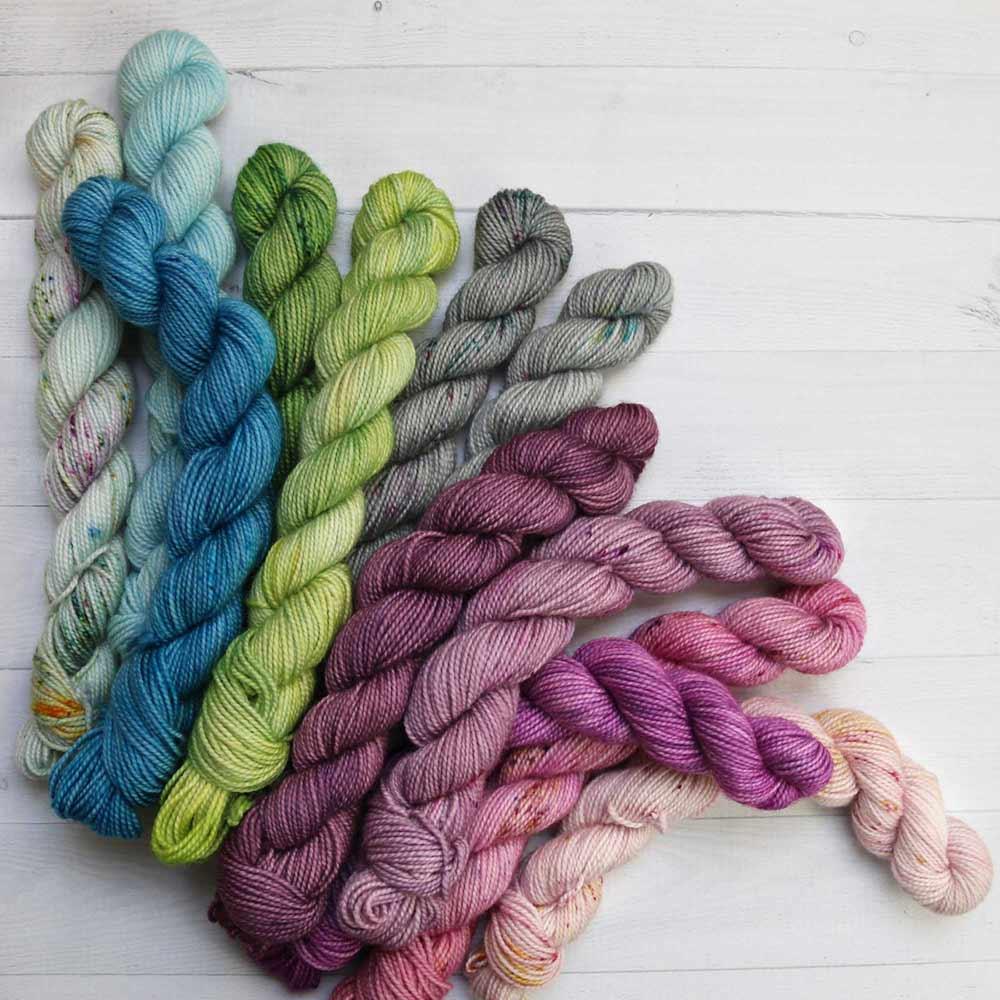 Twist Sock Perfect Blend MKAL Kit