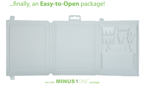 Repeat Defender: MINUS1ONE is packaging that cares!