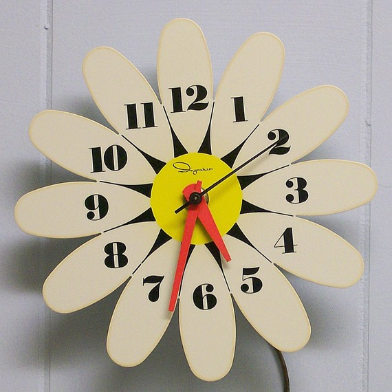 Clocks from mass retailers? Ain't nobody got time for that!