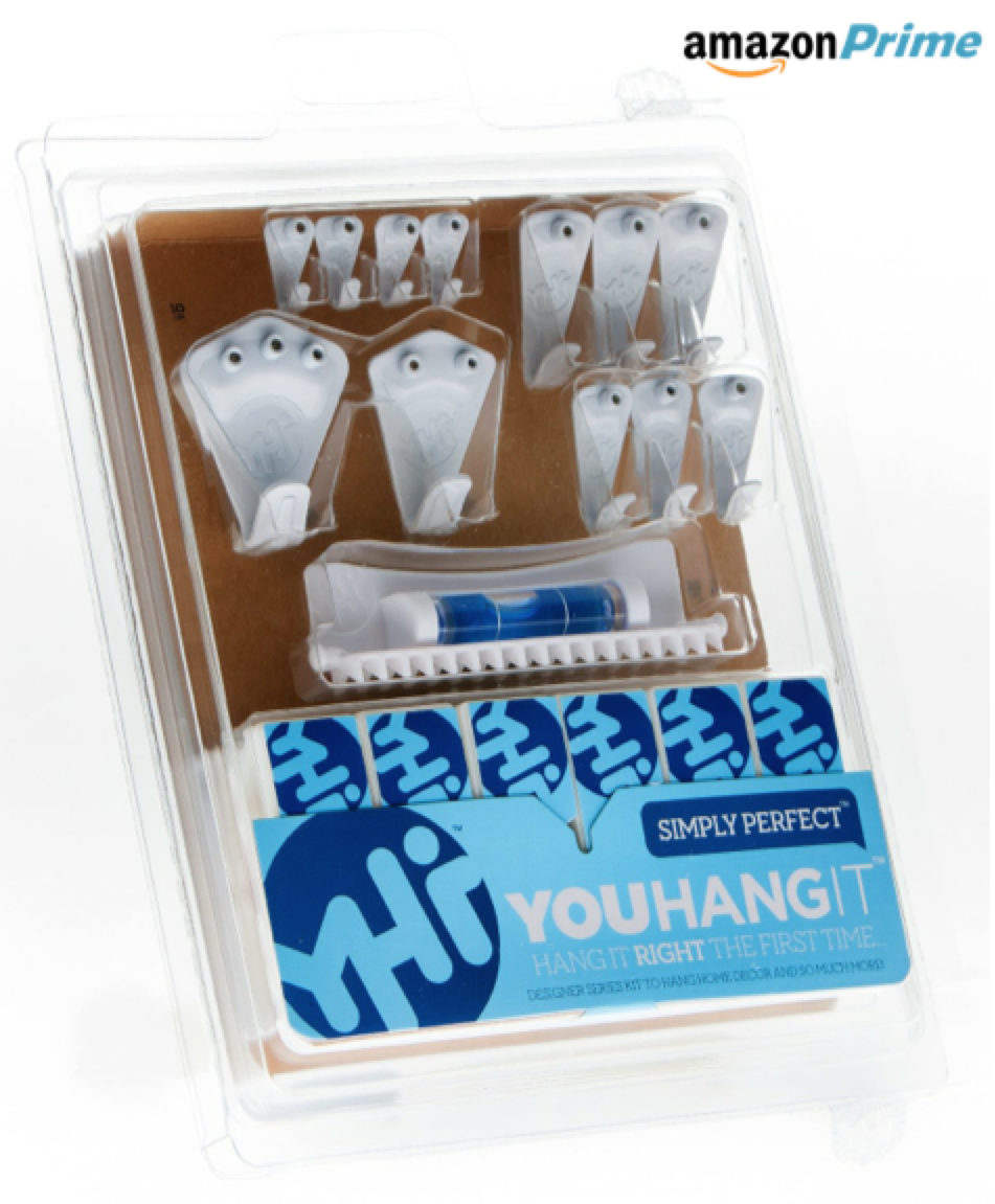 YOUHANGIT: Buy now on Amazon—use your Prime account for free 2-day shipping!