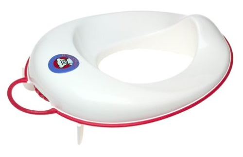 Baby Bjorn is just one of many wall hanging potty rings.