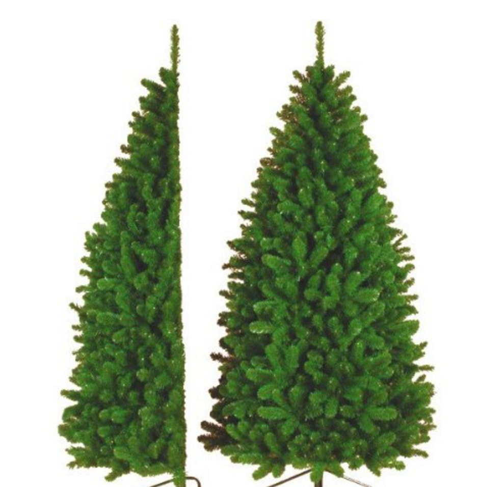 The Wall Hanging Christmas Tree Bringing Cheer To