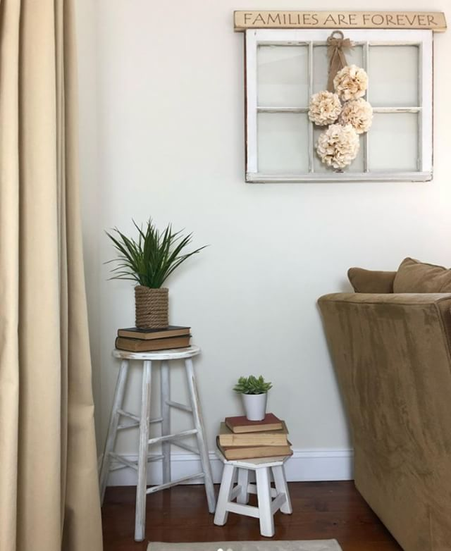 "REGRAM from @two4decor!! Thanks for the mention! ""Go plant yourself somewhere with a good book! YouHangIt makes things easy!"" • • • • #lovethatdecor #myweeklyfavoritespace #mydailydwelling #whitecottage #two4decor #interiordesign #westchester #homegoodsfinds #countryhome #farmhousestyle #homedecor #decorating#family #homegoods #diy #cozycottagefarmhouse  #simplerusticdecor #antiquebooks #decoratewithbooks  #mycreativehomestyle #instagood #rusticfarmcharm #myfarmhousecharm #thefarmhouseclub #showmethedecor #MyLovelyInteriorStyle"
