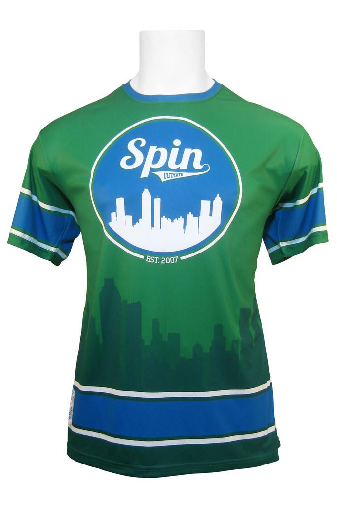 Spin Hockey Jersey