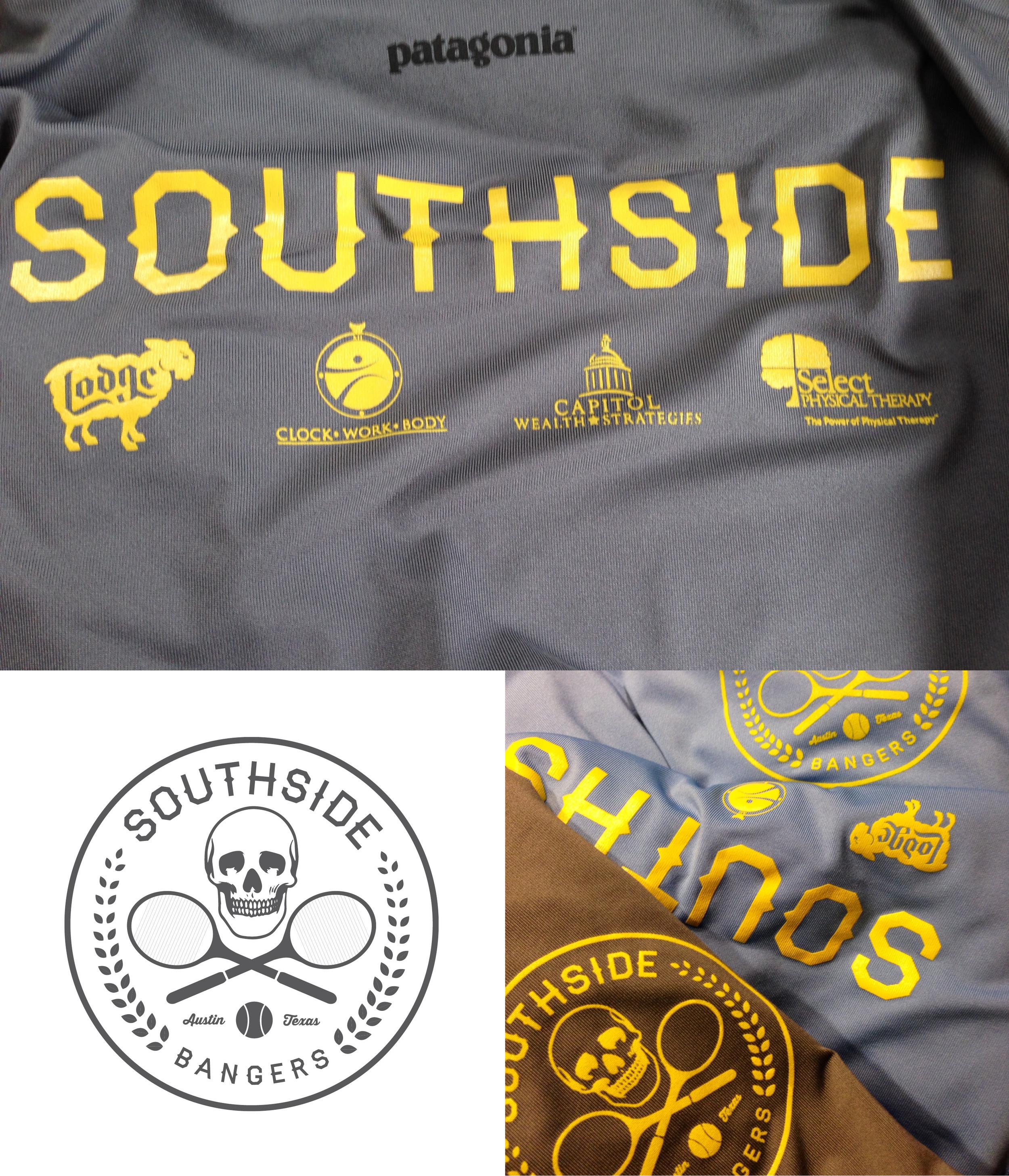 Southside Bangers Branding