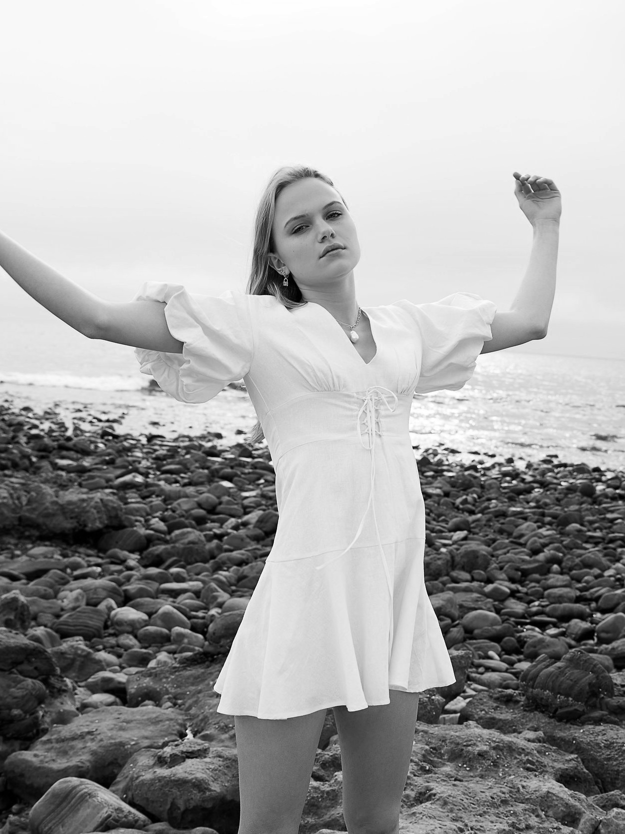 Kitty Mullighan for Cha Chathe Label -