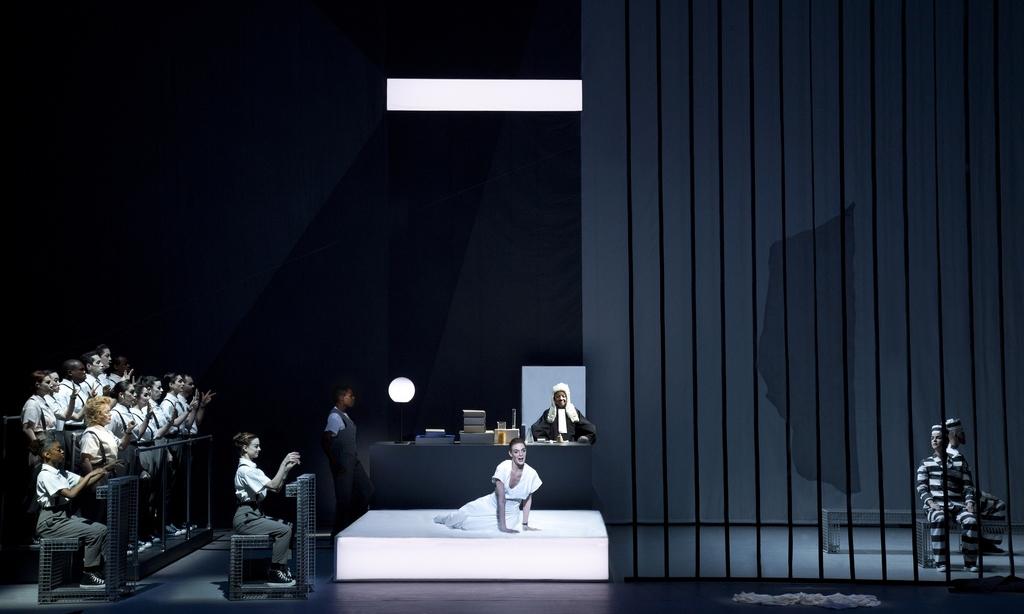 Opéra Berlioz, Montpellier, 2012