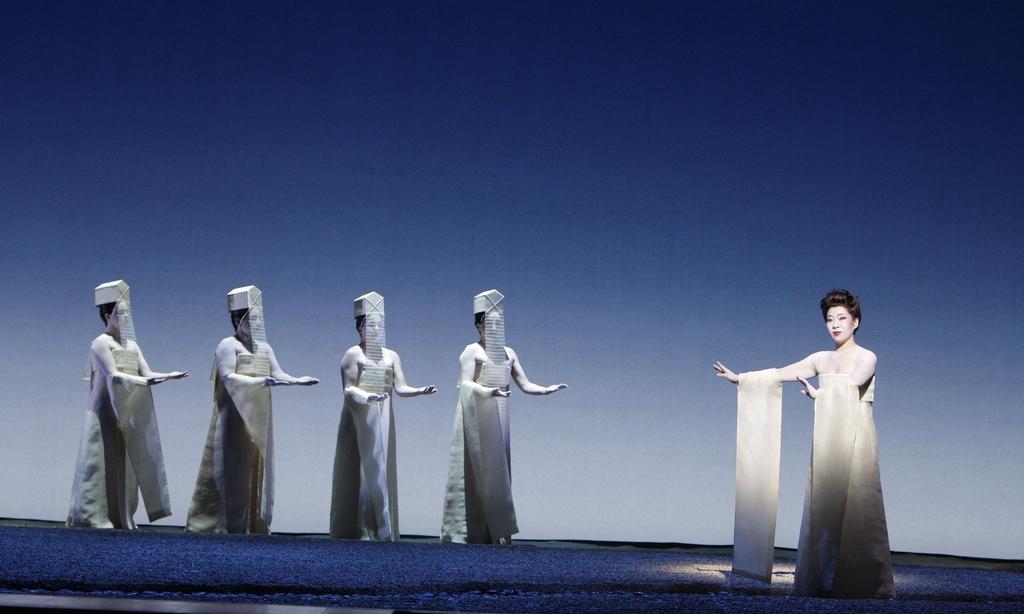 Los Angeles Opera, 2008