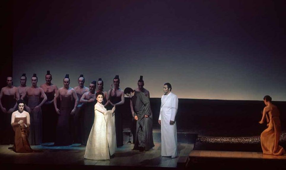 Paris National Opera, 1992