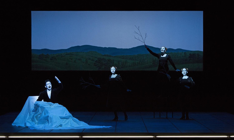 Faust II, Act 1 (Graceful area)