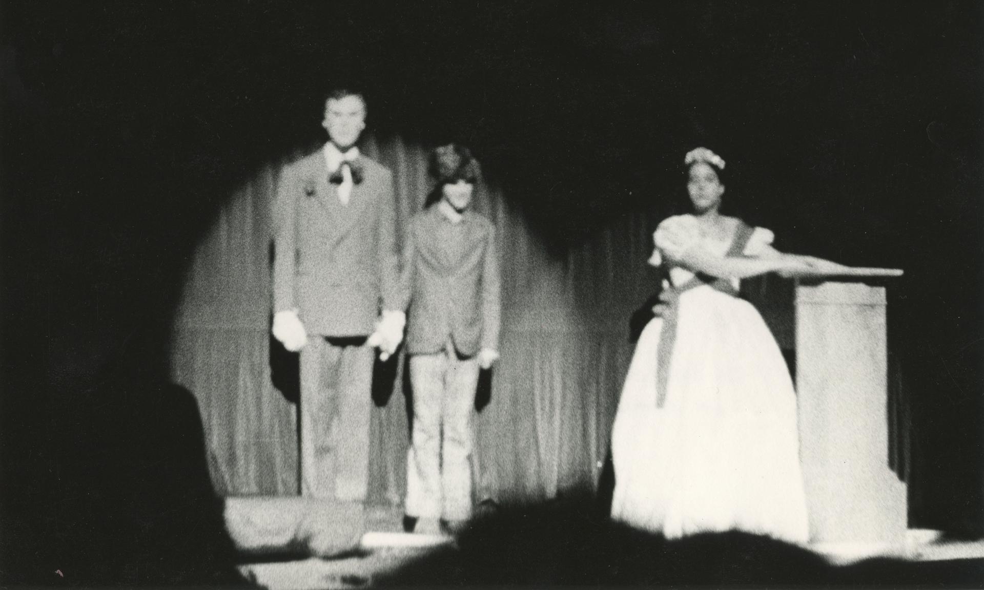 BAM Opera House, New York 1973