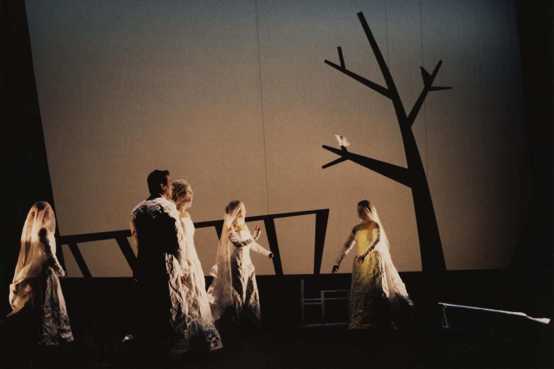 Thalia Theater, Hamburg, 1990