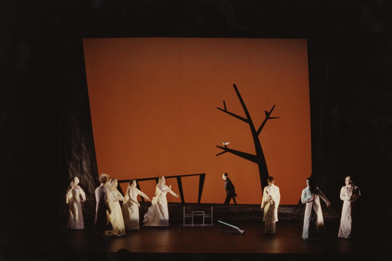 Berliner Festspiele, 1990