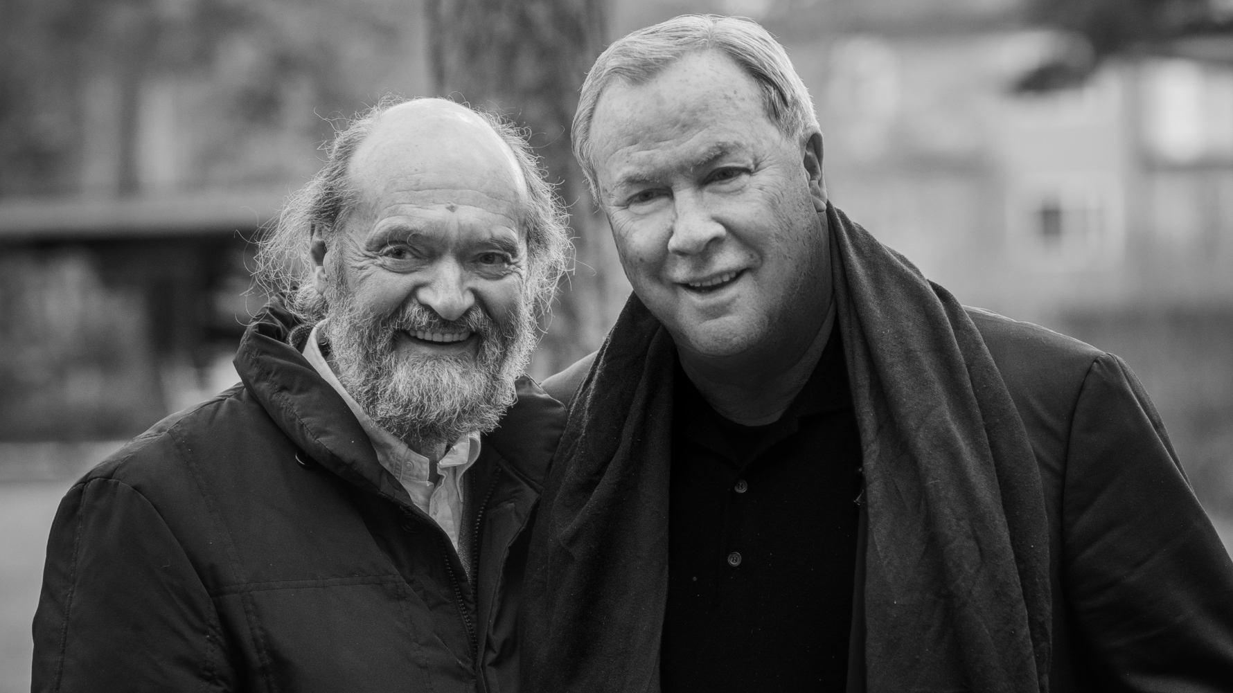 Arvo Pärt and Robert Wilson