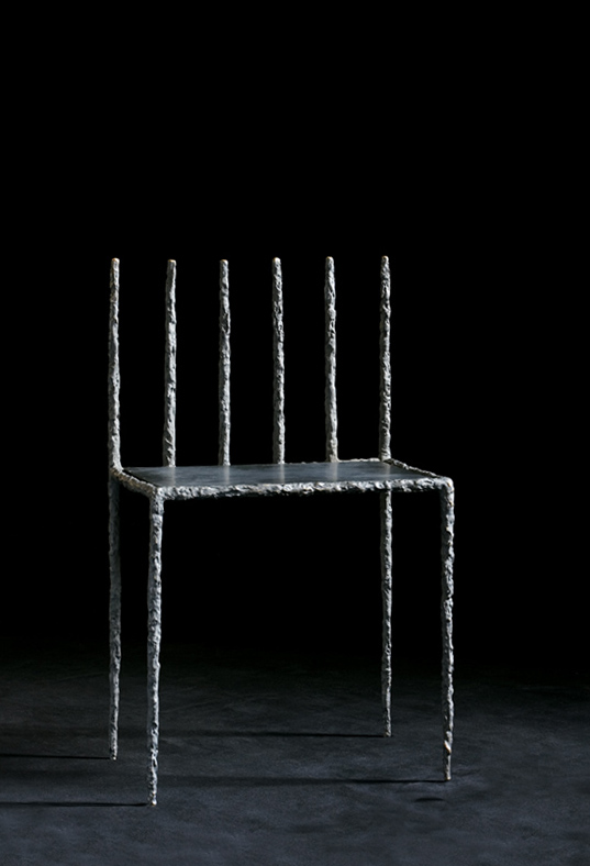 Chair from   A Winter's Tale    Designed by Robert Wilson