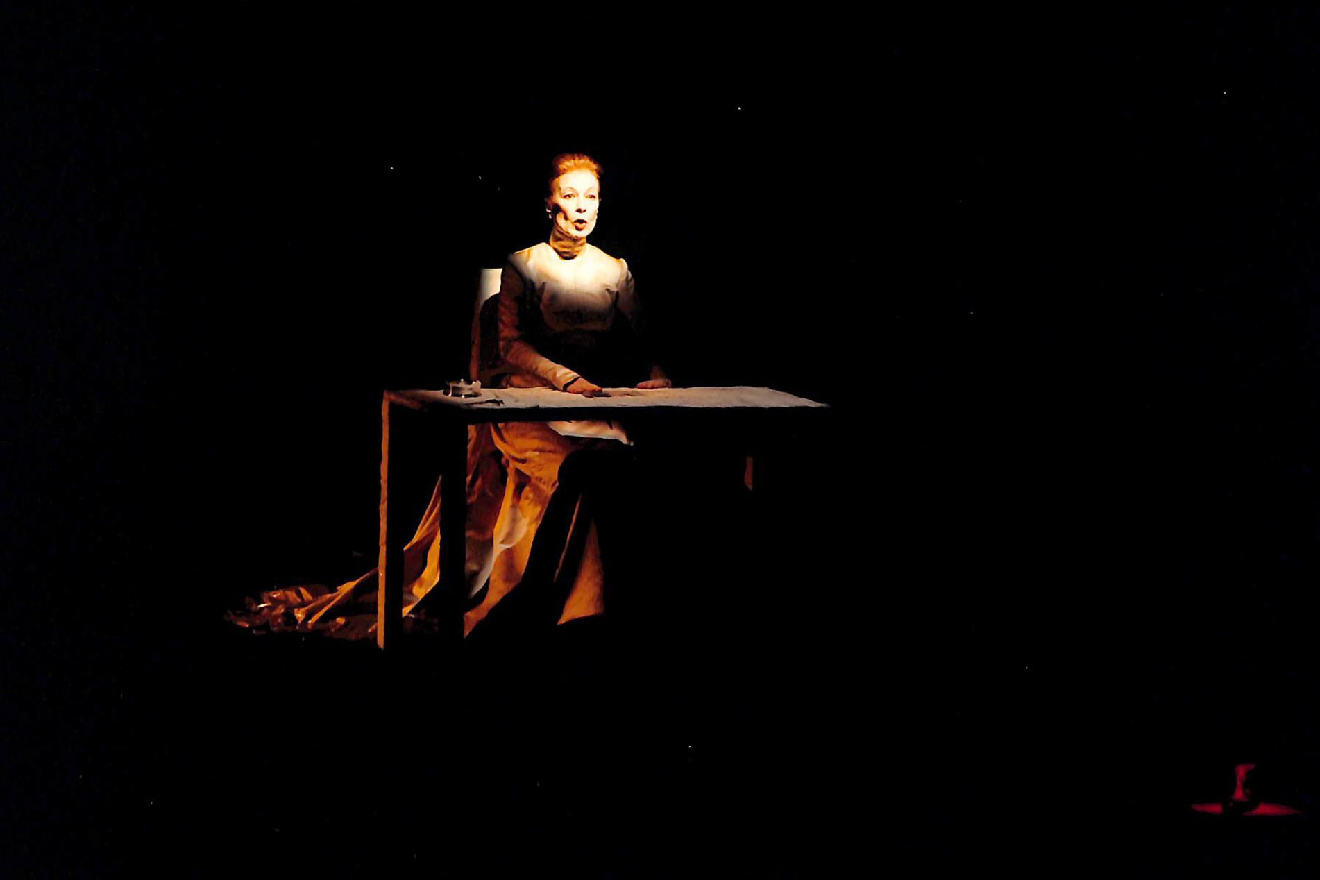 Act V - Eva-Maria Meineke (Mother of Gilgamesh)