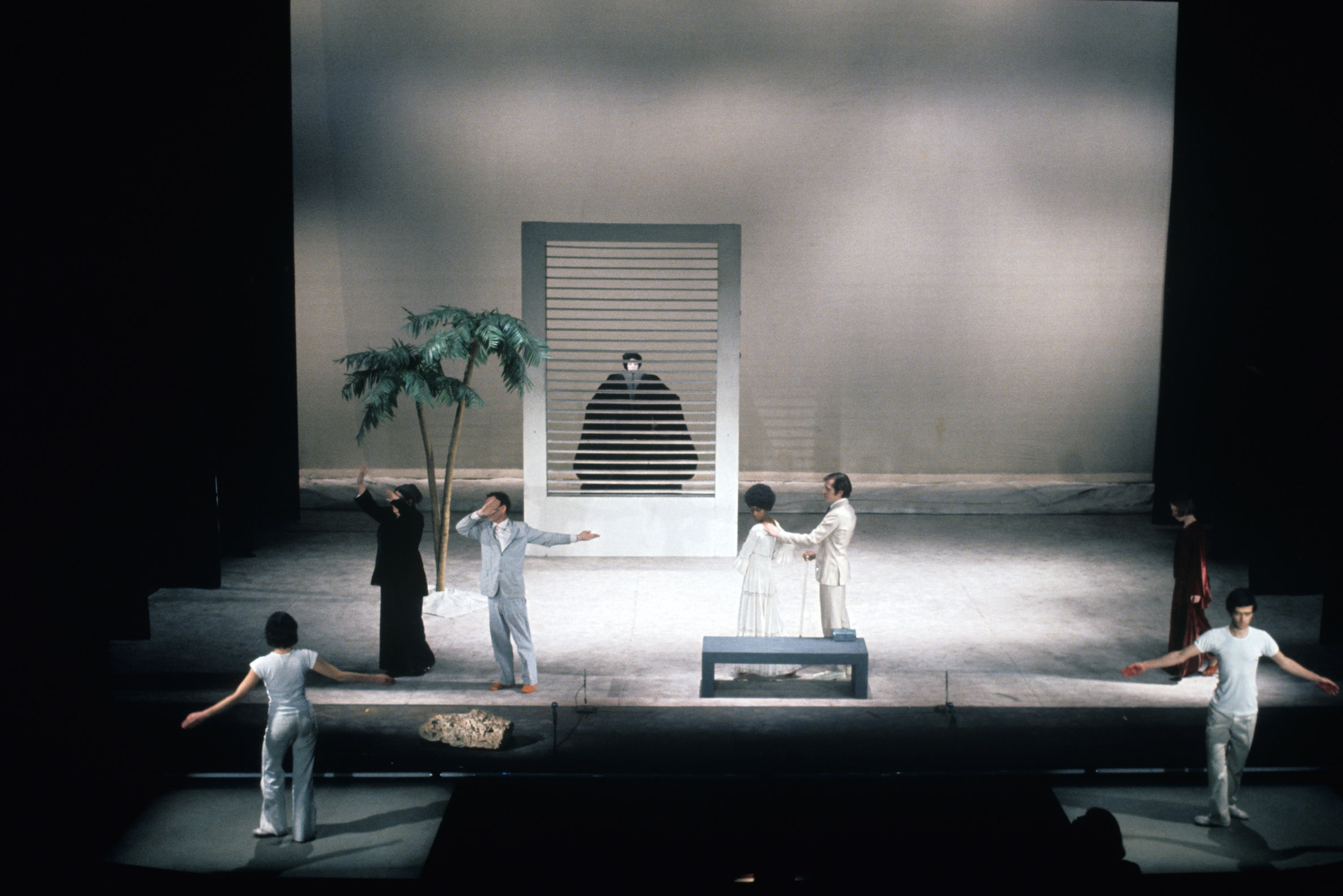 Act 4, Section 1: Ensemble