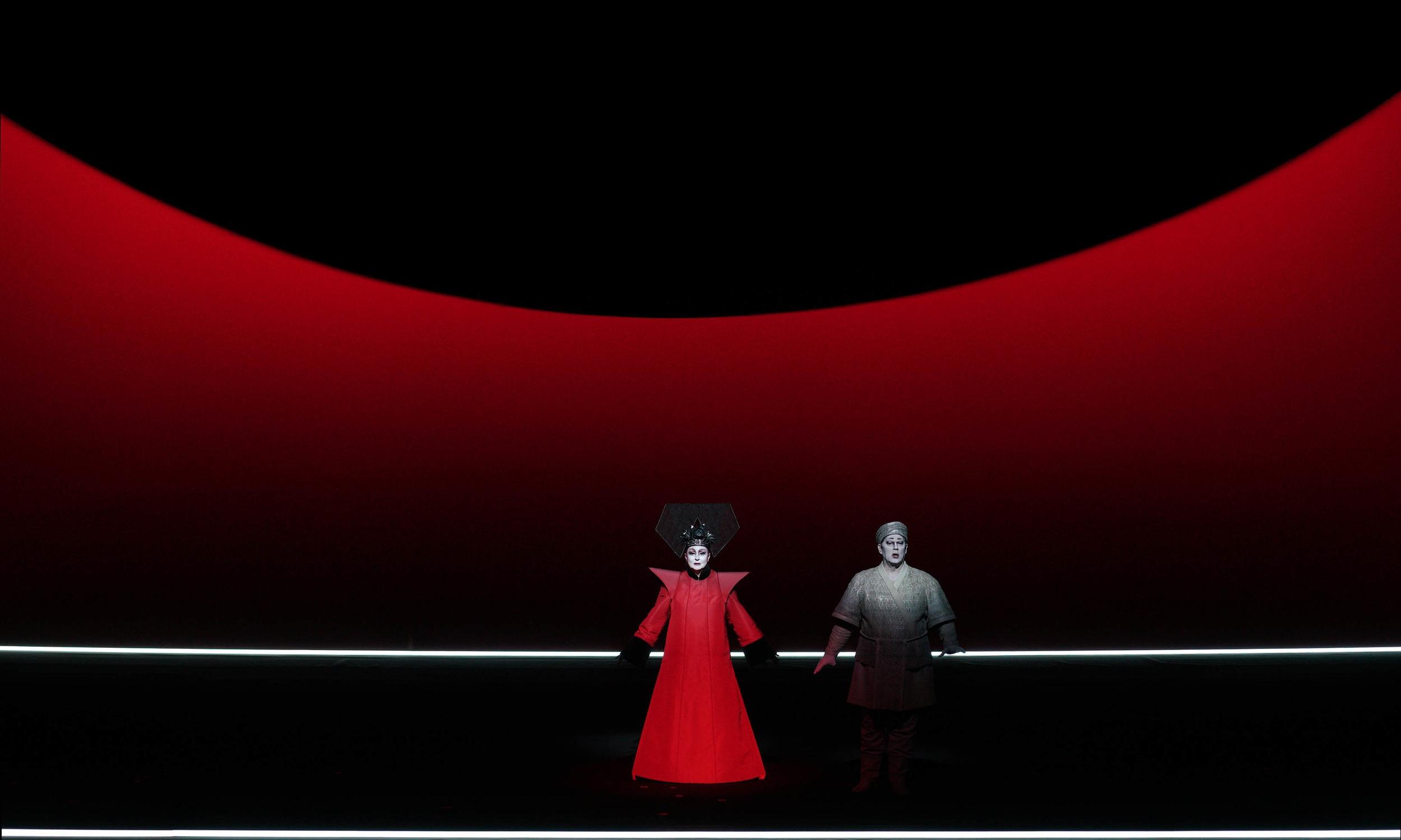 Turandot, Act III, Teatro Real Madrid, 2018