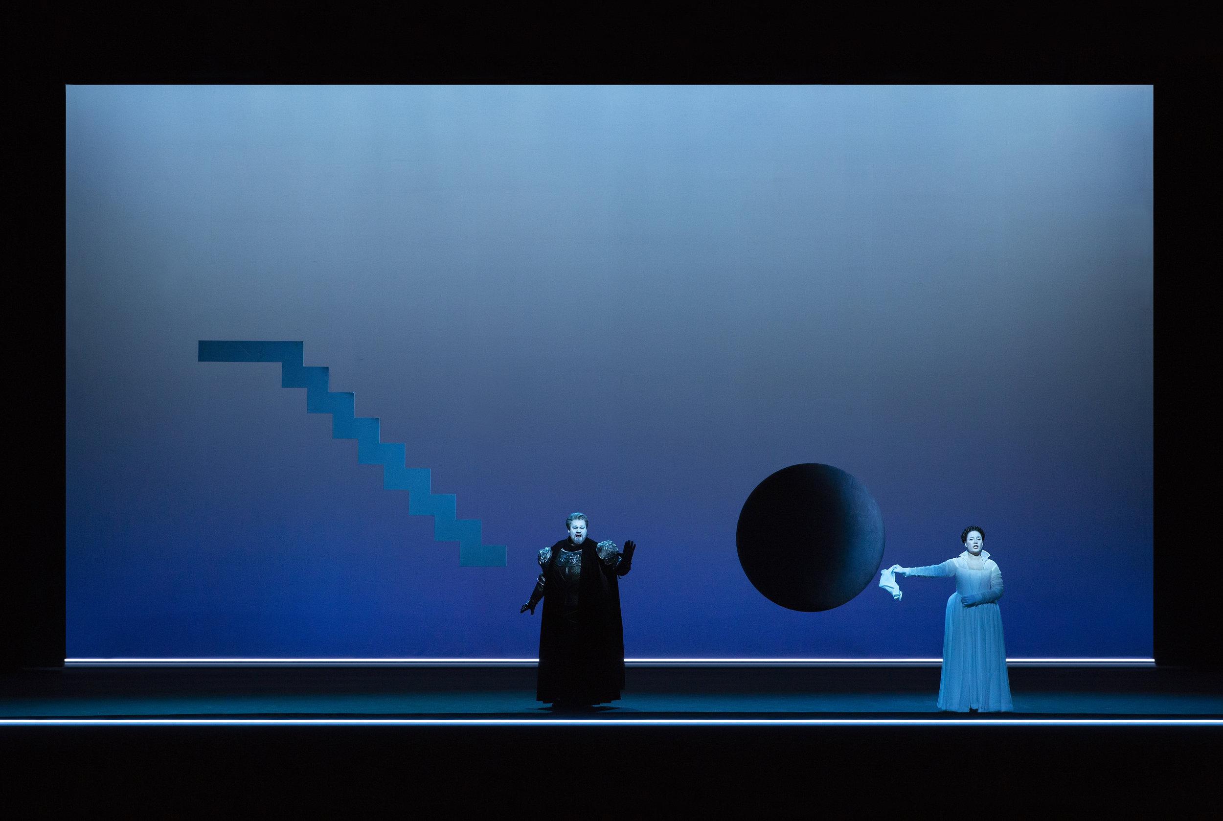 Otello, Act III, Festspielhaus Baden-Baden, 2019