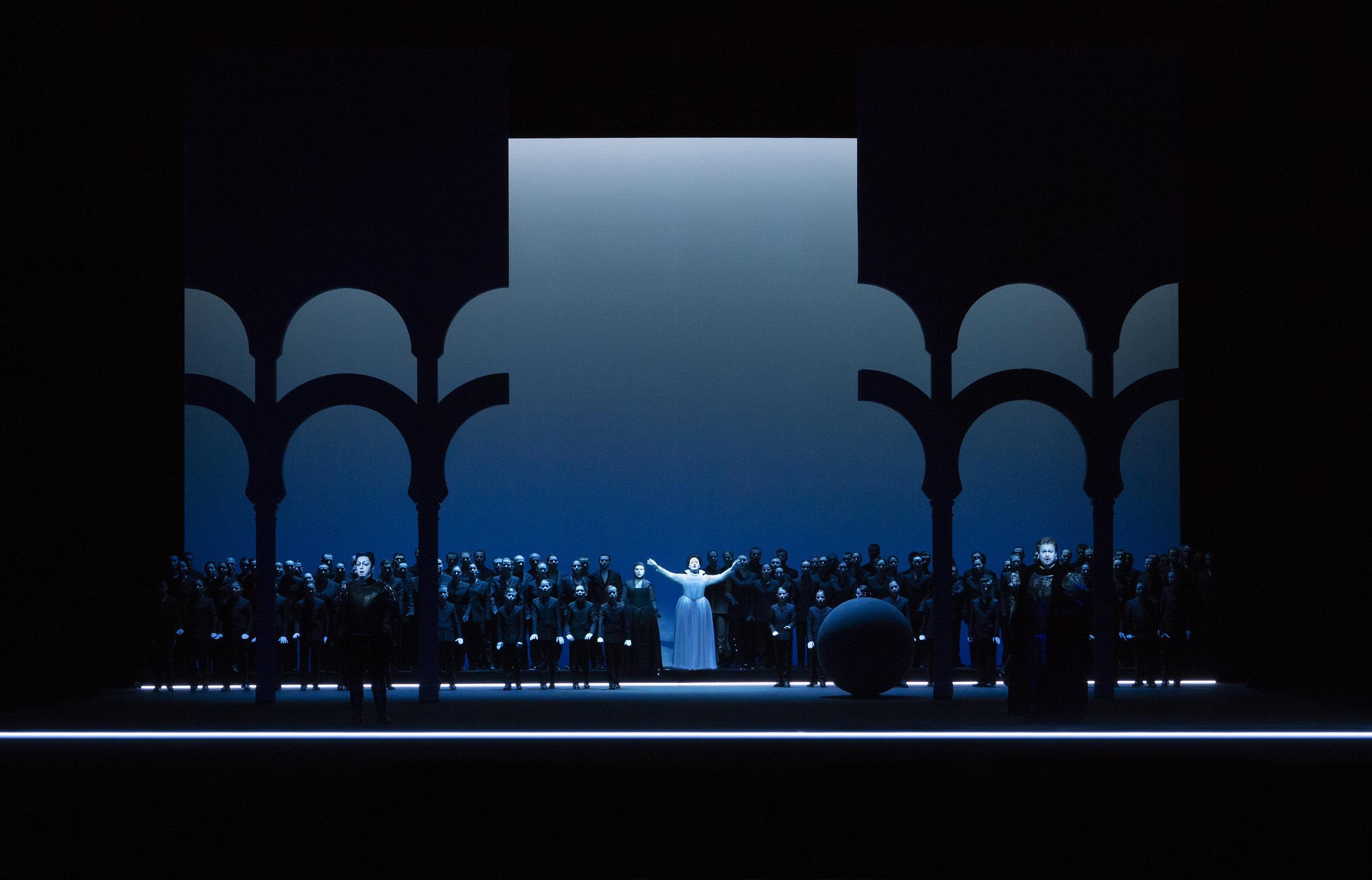 Otello, Act II, Festspielhaus Baden-Baden, 2019