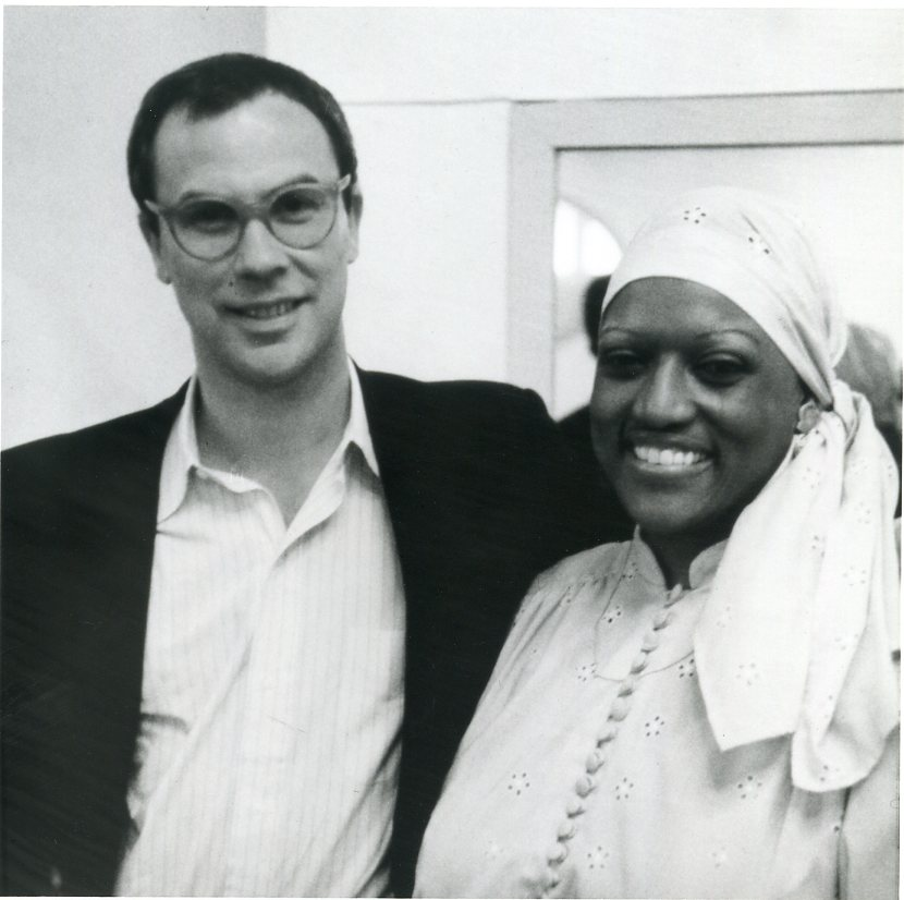 Robert Wilson and Jessye Norman