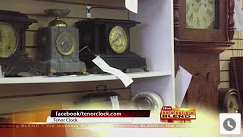 Learn about proper care for your clocks
