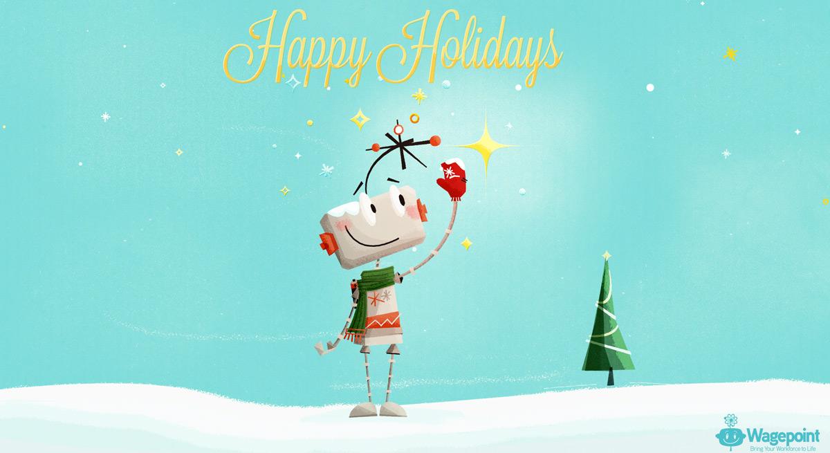 Holiday Christmas Card 2013