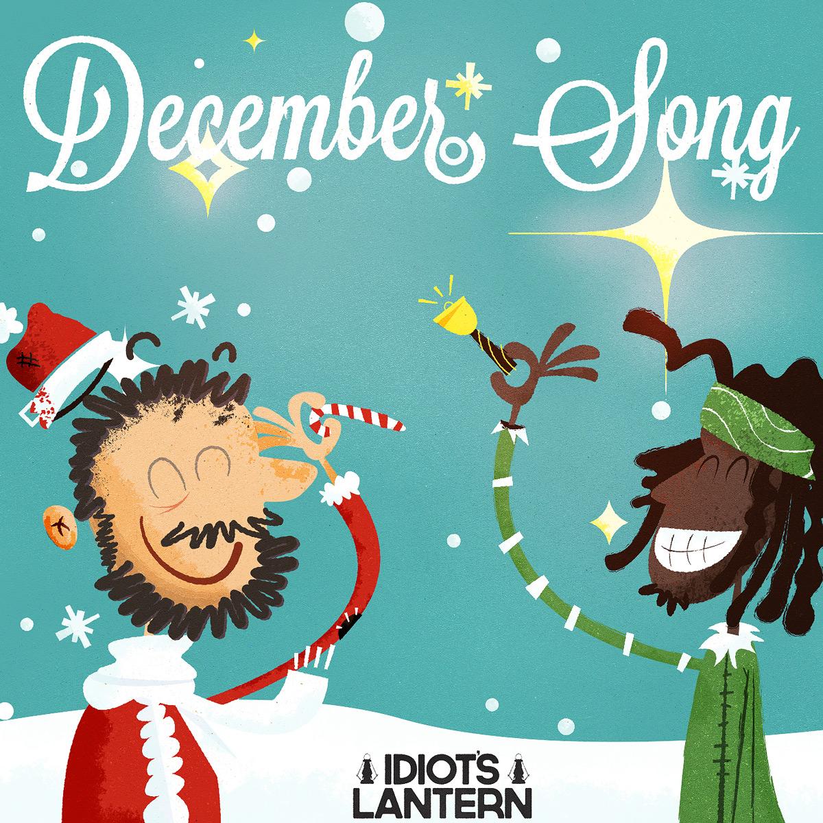 Cover art for December Song