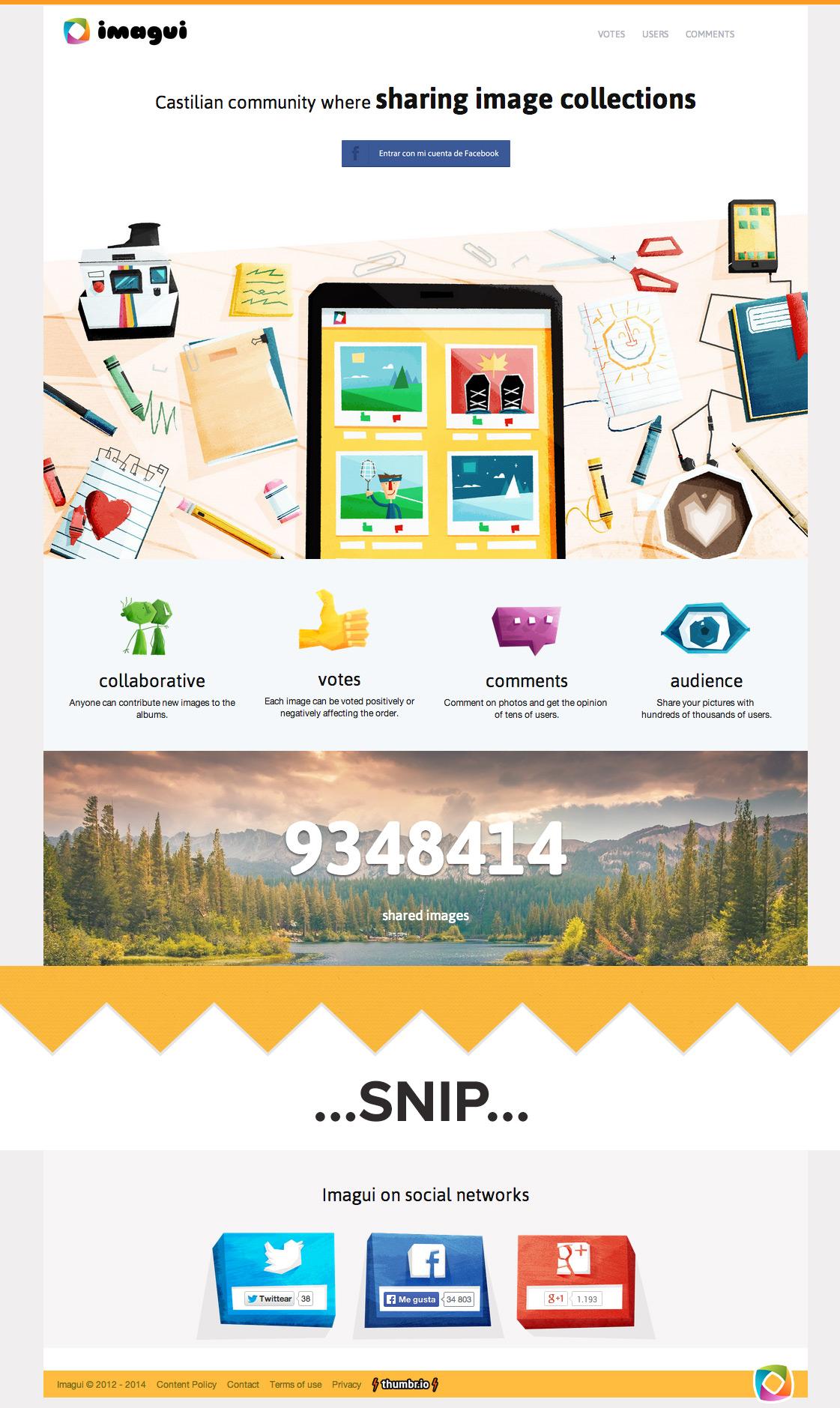 Imagui Website Illustrations Full View