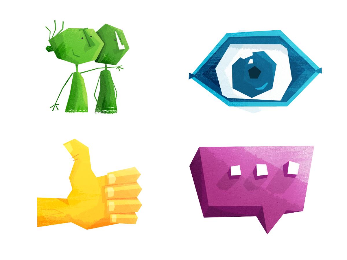 Imagui Icon Illustrations