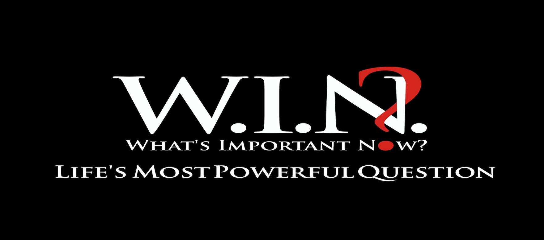 win logo long and narrow